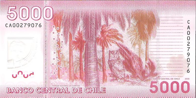 Argent Devise Et Budget Au Chili